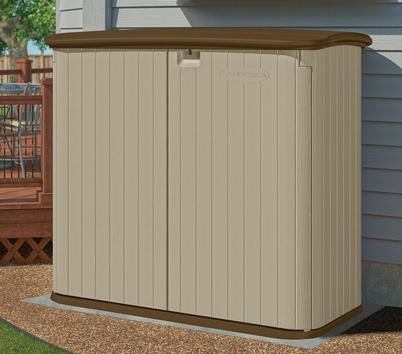 Garden Sheds South Florida home page - suncast® corporation