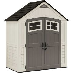 Cascade® 7 ft. x 4 ft. Storage Shed