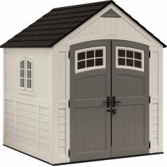 Cascade® 7 ft. x 7 ft. Storage Shed