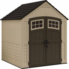 Sutton® 7 ft. x 7 ft. Storage Shed