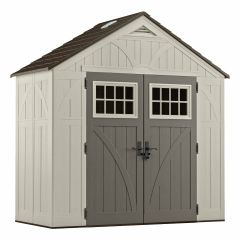 Tremont® 8 ft. x 4 ft. Storage Shed