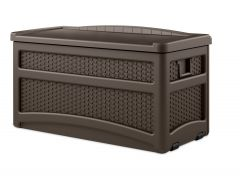 73 Gallon Deck Box With Seat - Java