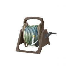 100 ft. Hose Handler® Hose Reel - Dark Taupe