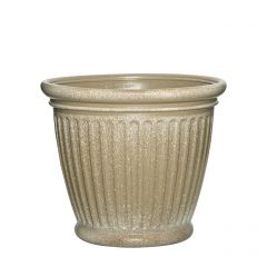 18 in. Capital Decorative Planter - 2 Pack