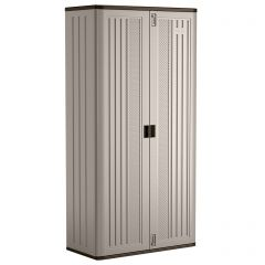 Mega Tall Storage Cabinet