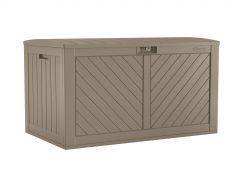 134 Gallon Extra Large Deck Box