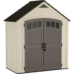 7 ft. x 4 ft.  Carlisle™ Storage Shed