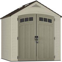 327 cu. ft. Vista® 7x7 Storage Shed