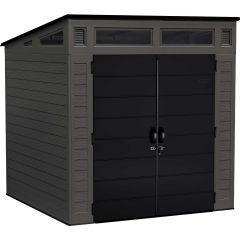 Modernist® 7 ft. x 7 ft. Storage Shed
