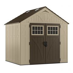 378 cu. ft. 8x7 Storage Shed