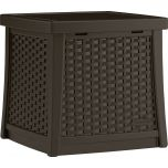 Suncast® Elements® End Table with Storage - Java