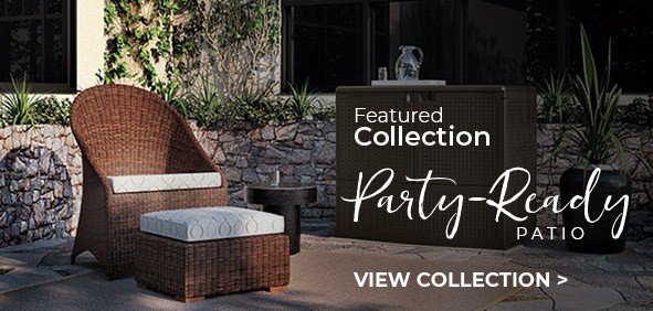 Featured Collection – The Party-Ready Patio