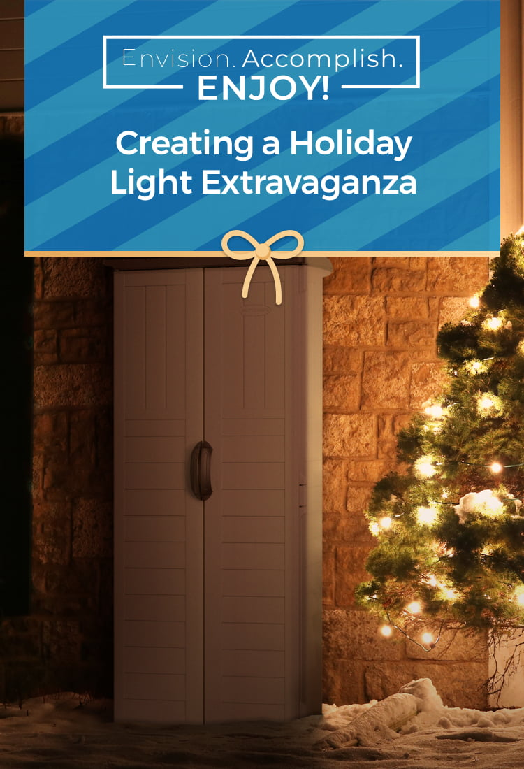 Creating a Holiday Light Extravaganza