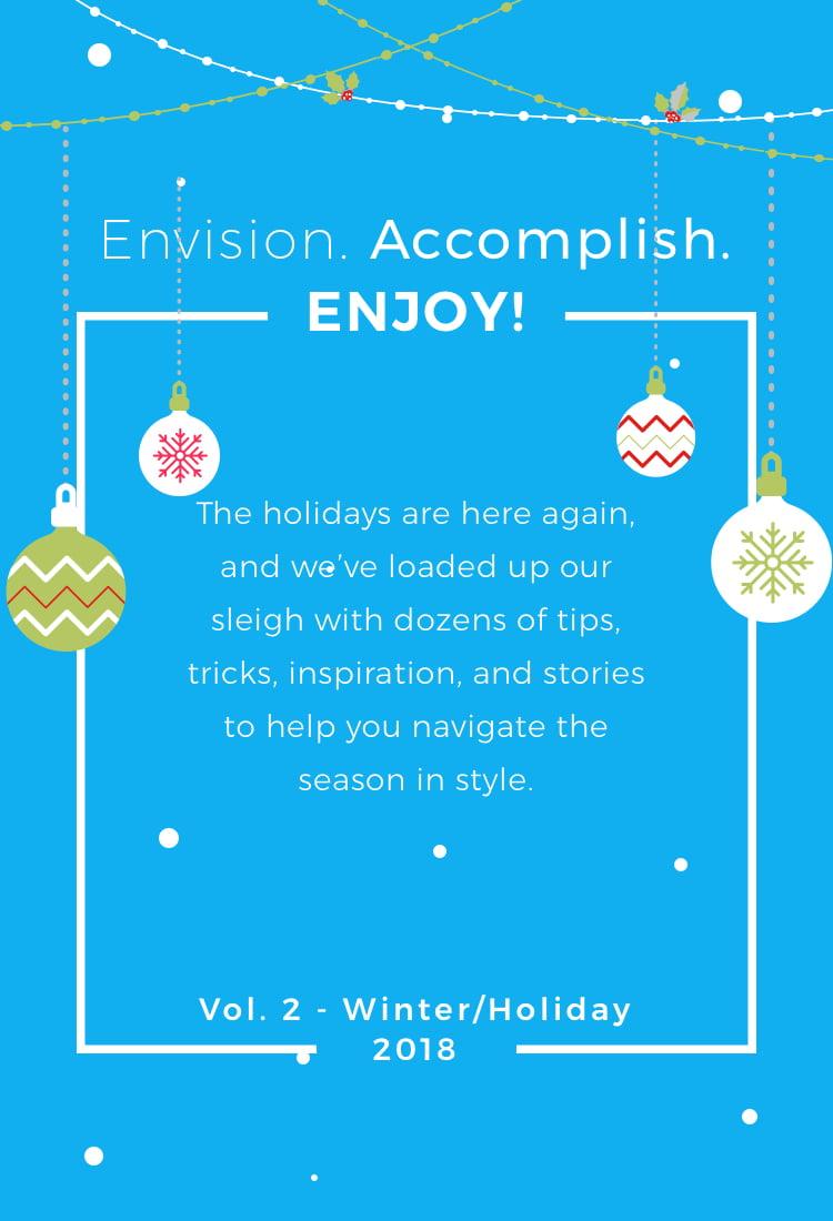 Envision. Accomplish. Enjoy! Vol. 2