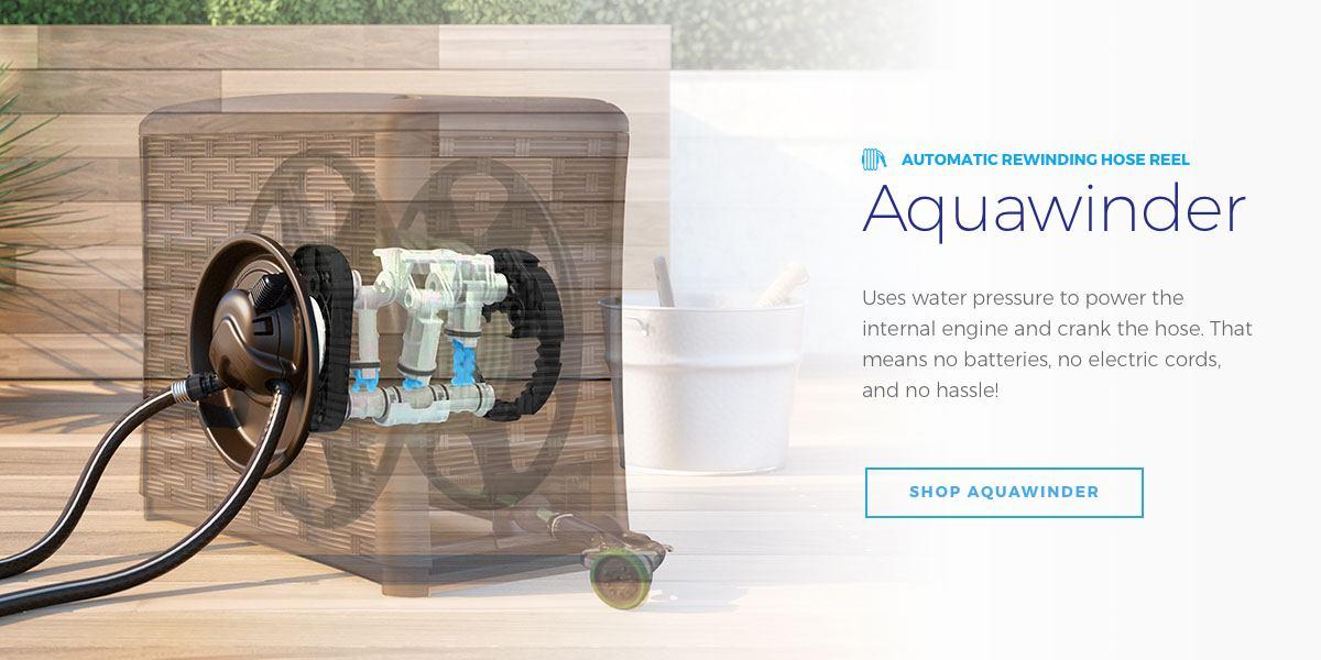 Aquawinder - Shop  sc 1 st  Suncast & Hose Reels 101 - Suncast® Corporation
