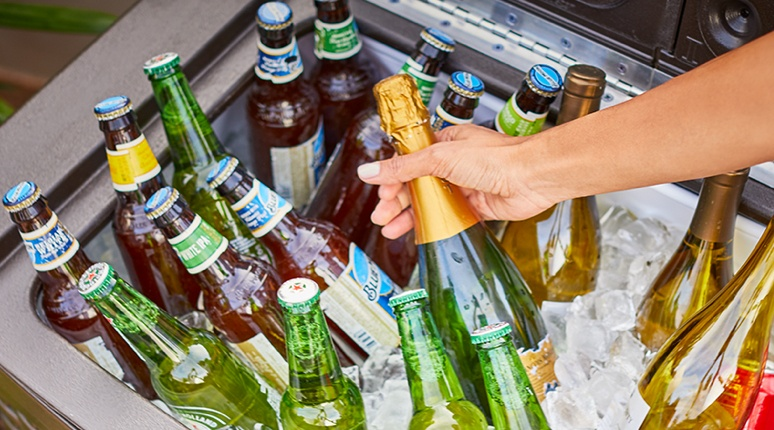 Tips for a Cooler Party