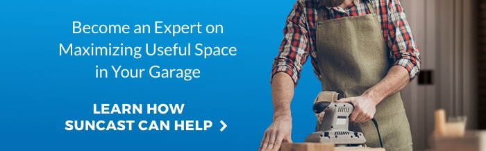 Become and Expert on Maximizing Useful Space in Your Garage