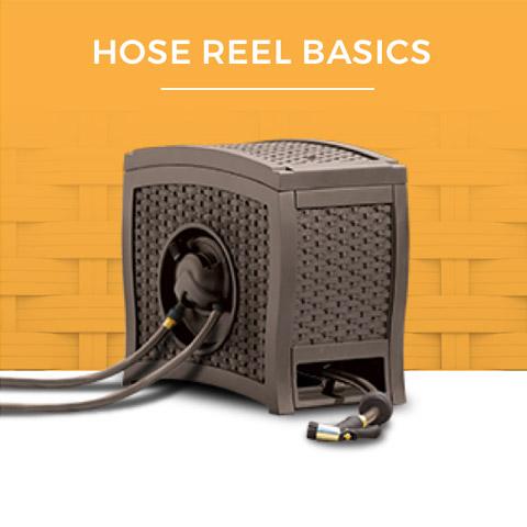Suncast Hose Reel Basics