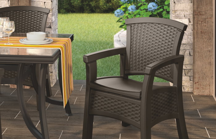 Yard furniture set: bmset5500