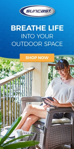 Breathe life into your outdoor space