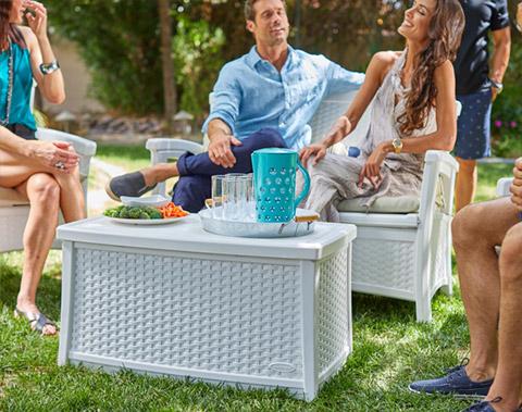 Suncast Outdoor Furniture