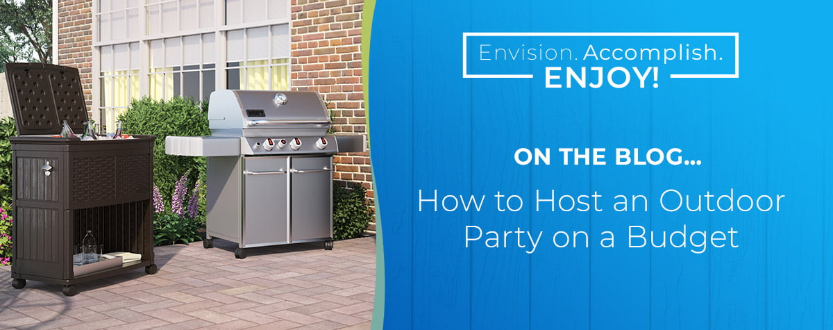 How to Host an Outdoor Party on a Budget