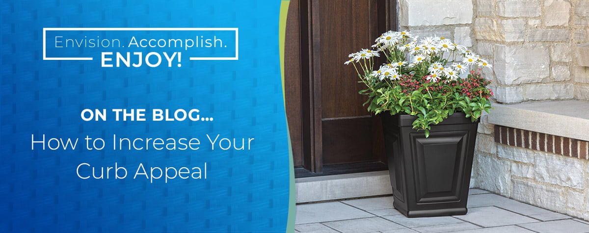 How to Increase Your Curb Appeal