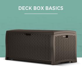 Deck Box Basics