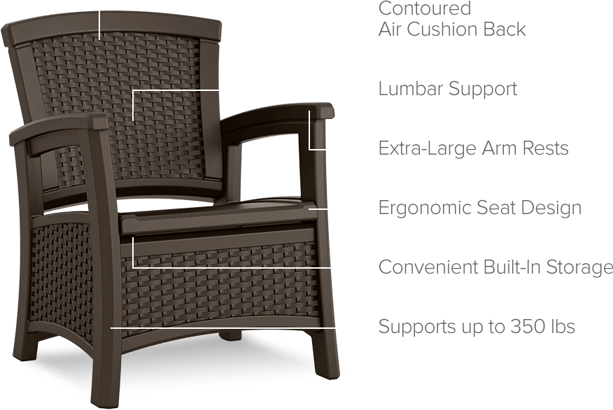 ELEMENTS Collection Chair Java