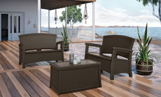 Loveseat Patio Set