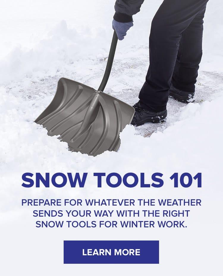 Snow Tools