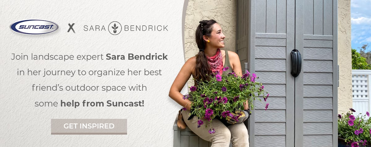 Prepare Your Yard for Spring with Sara Bendrick