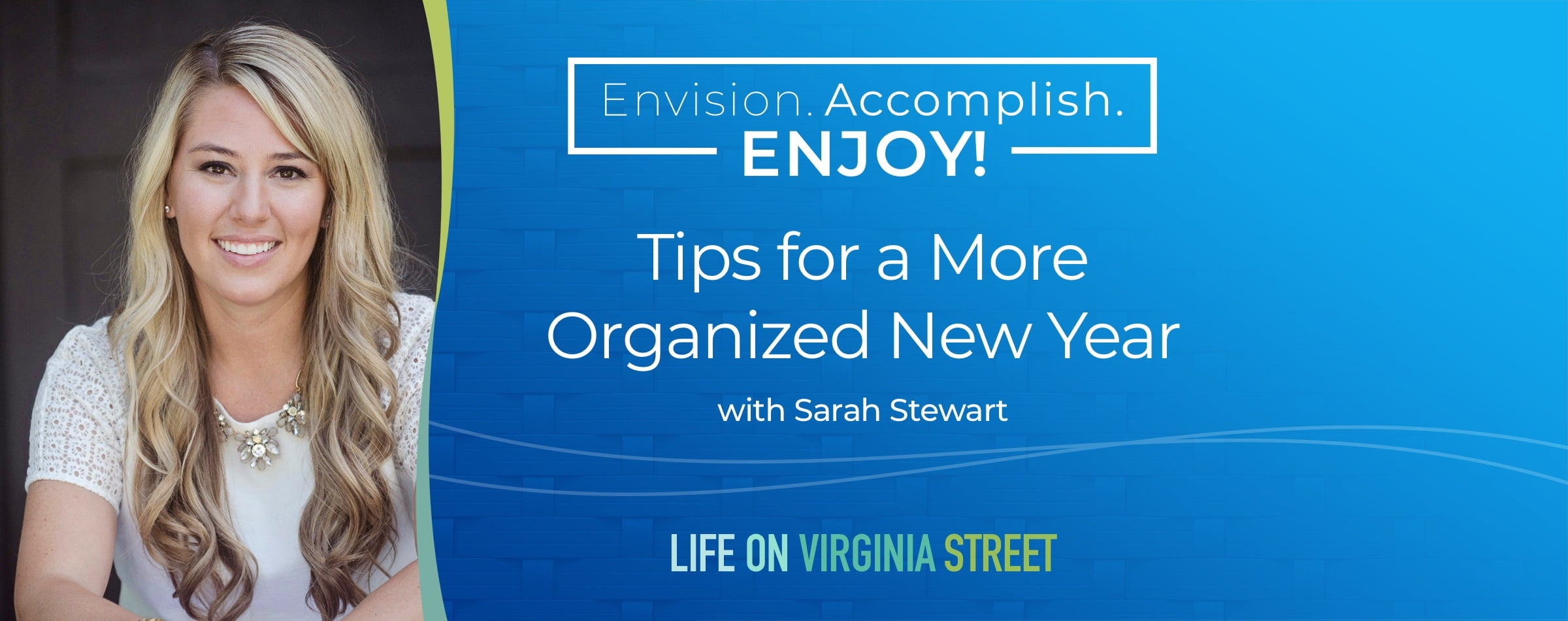 Tips for a More Organized New year