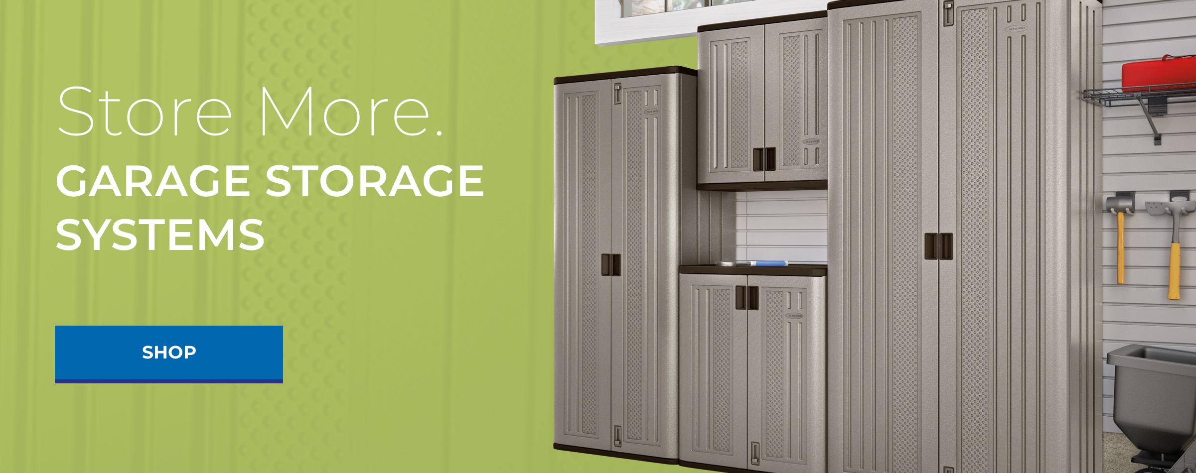 Garage Storage Suncast Corporation