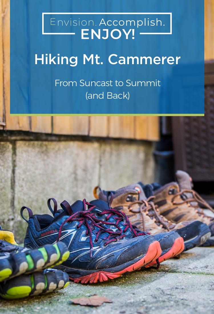 Hiking Mount Cammerer