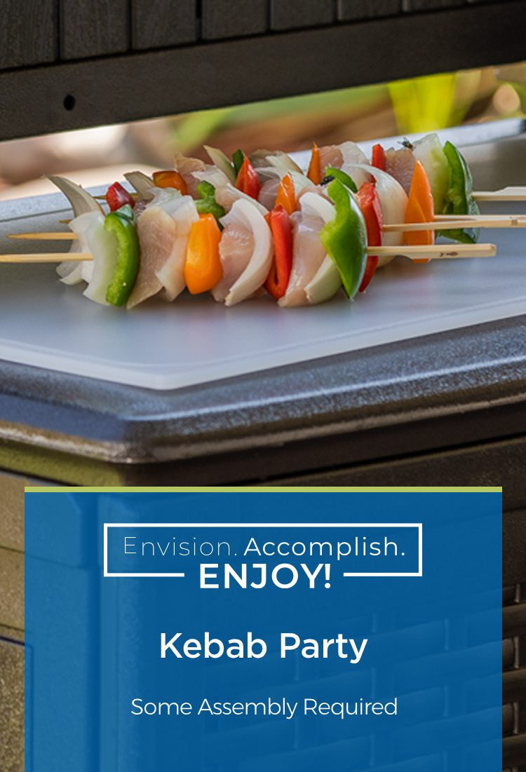 Kebab Party – Some Assembly Required!