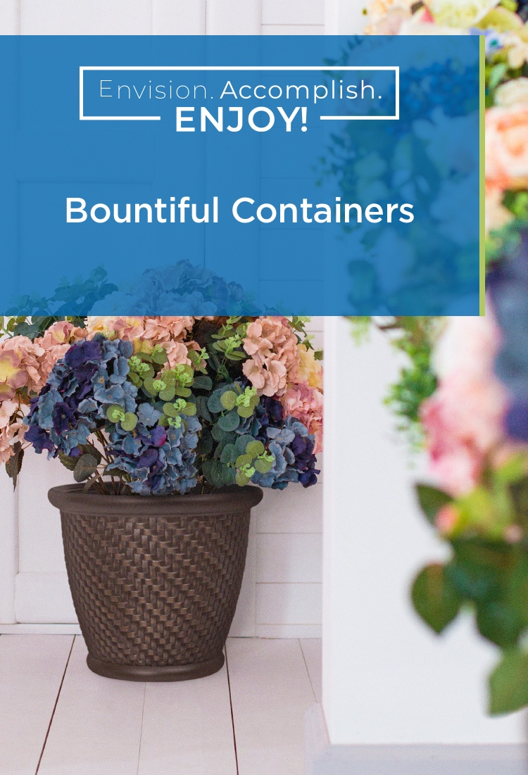Bountiful Containers