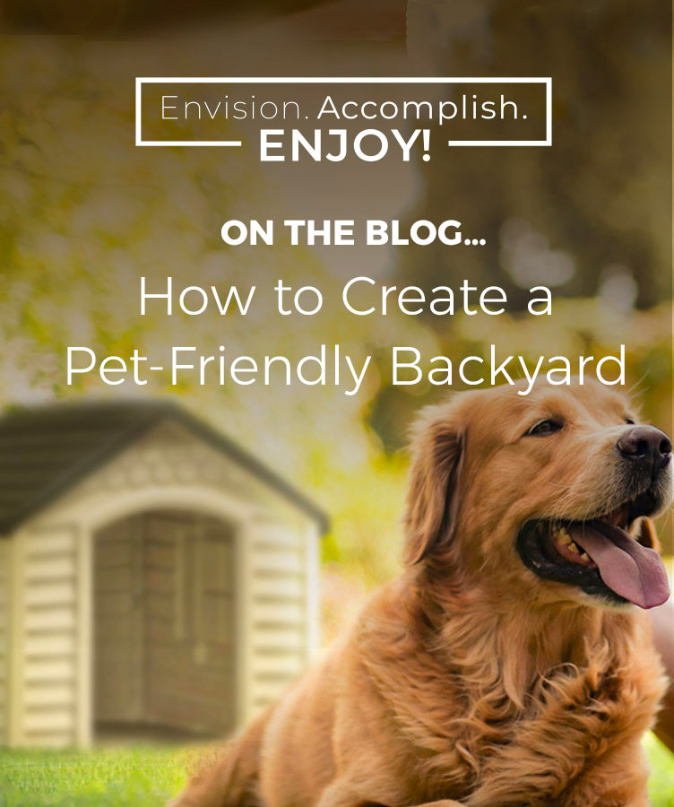 How to Create a Pet-Friendly Backyard