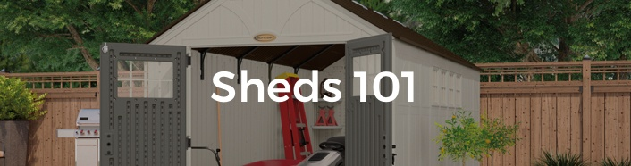 Sheds 101