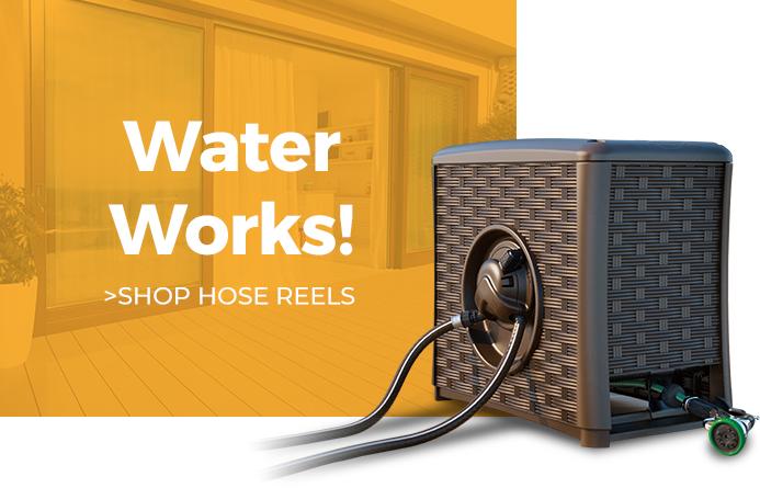 Shop hose Reels